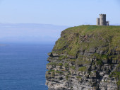 Cliffs of Moher, Clare, Ireland — Stock Photo