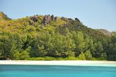 Curieuse Island — Stock Photo