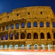 Colosseum by night — Stock Photo #78110350