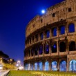 Colosseum by night — Stock Photo #78220416
