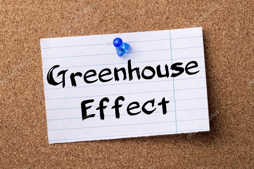 term paper on global warming and its effects