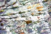 Close-up relief of the rocks — Stock Photo
