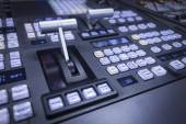 Video mixer — Stock Photo