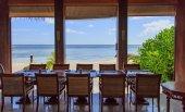 The maldives scenery — Stock Photo