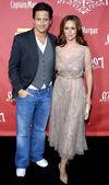 Jennifer Love Hewitt a Ross Mccall — Stock fotografie