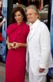 Anne Archer and Michael Douglas — Stock Photo