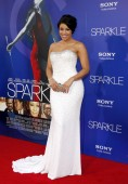 Jordin Sparks at the Los Angeles — Stock Photo