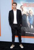 Liam Hemsworth at the Los Angeles — Stock Photo