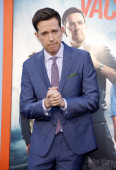 Ed Helms at the Los Angeles — Stockfoto