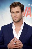 Chris Hemsworth at the Los Angeles — Stock Photo