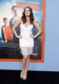 Elizabeth Gillies at the Los Angeles — Stock Photo