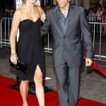 ������, ������: Ben Stiller and Christine Taylor