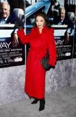 Actress Joan Collins — Stock Photo