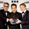 Постер, плакат: Eugene Levy Ben Stiller and Martin Short