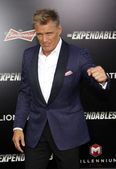 Dolph Lundgren at the Los Angeles — Stock Photo