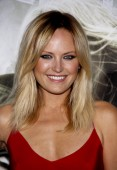 Malin Akerman in Los Angeles — Stock Photo