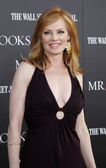 Marg Helgenberger attends Los Angeles — Stock Photo