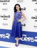 Katy Perry in Los Angeles — Stock Photo