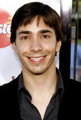 Justin Long attends the Los Angeles — Stock Photo