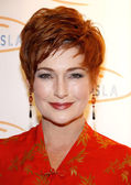 Carolyn Hennesy in Beverly Hills — Stock Photo