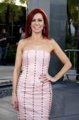 Carrie Preston  in Hollywood — Stock Photo