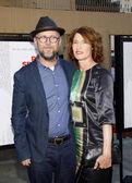 Jonathan Dayton and Valerie Faris — Stock Photo