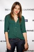 Actress Aimee Teegarden — Stock Photo