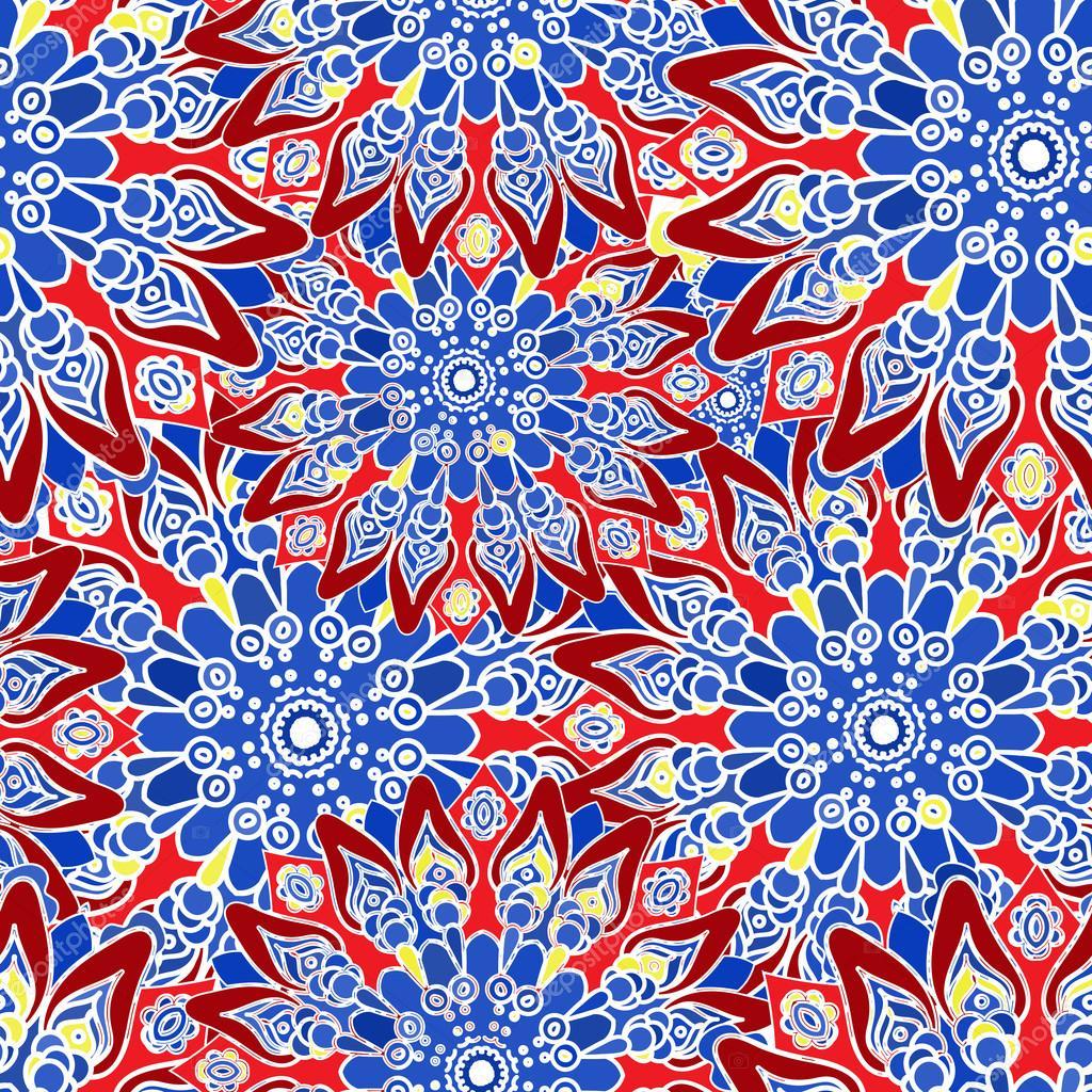 Patr n transparente de colores estilo oriental textura for Papel pintado oriental