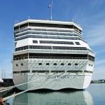Постер, плакат: Cruise ship Costa Magica in Stavanger Norway