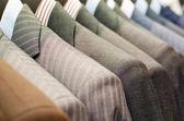 Men suits — Stock Photo