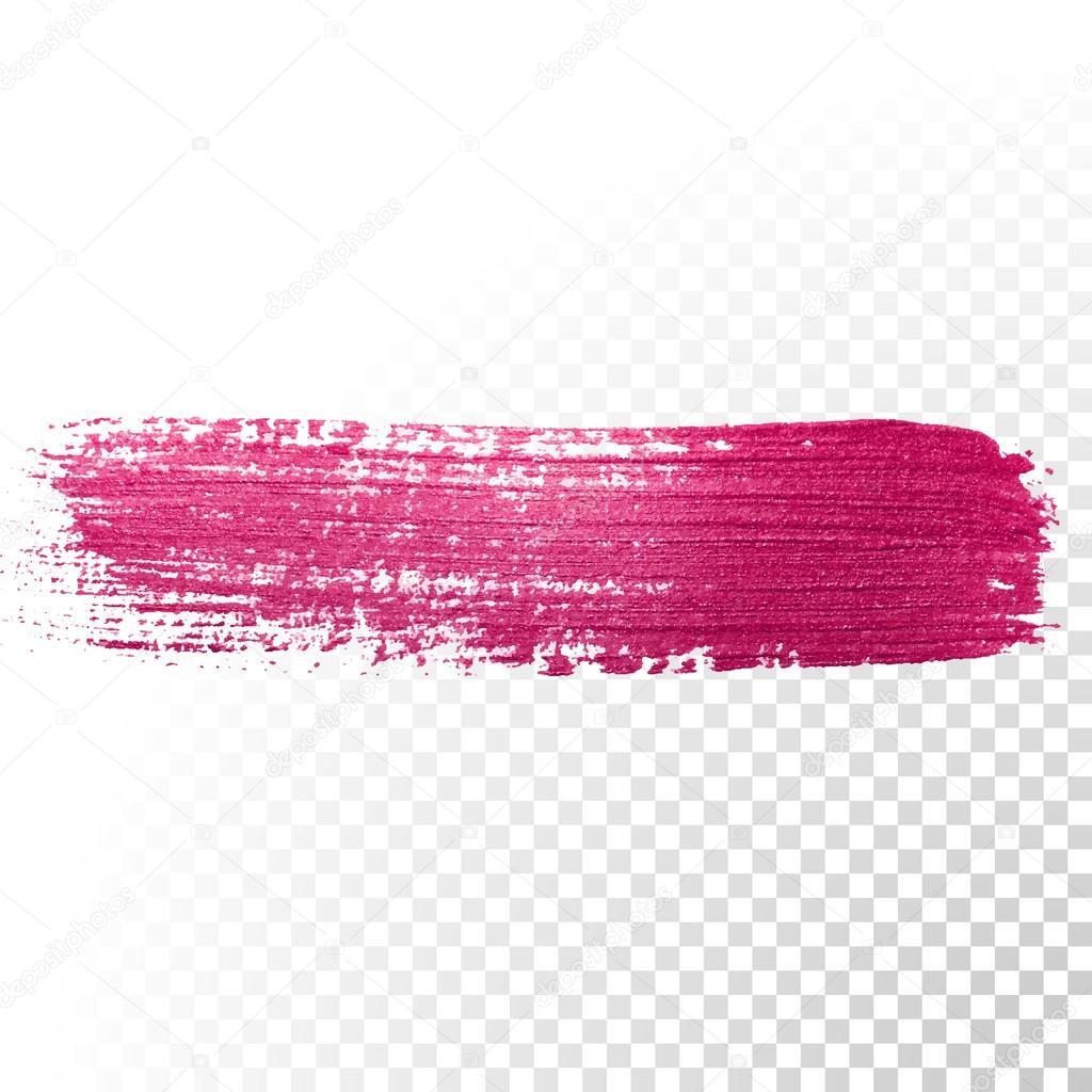 Pink Oil Paint