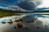 Lake of Glass — Stock Photo