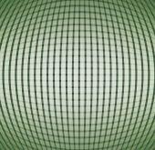 Green interlacing lines — Stock Photo