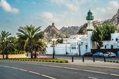 Mascat, Oman — Zdjęcie stockowe