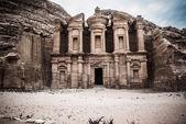 Treasury, Petra — Stock Photo