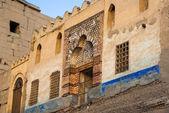Window in tunisia — Stock Photo