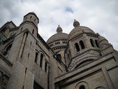 Views of Sacre Coeur — Stock Photo
