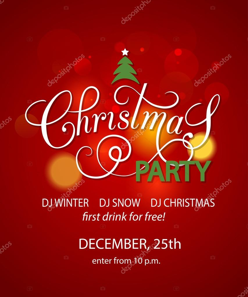 christmas party background design template stock vector 93411458 stock illustration christmas party background design template jpg