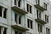 Abandoned Soviet Barracks — Stock Photo