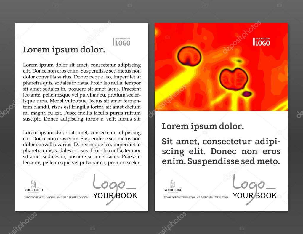 Red flyer template Vector microvictor 108360828 – Red Flyer Template