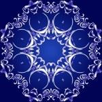 Bluish background — Stock Vector #79406514