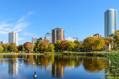 Loring Park in Autumn 1 — Stock Photo