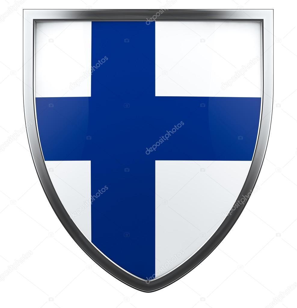 芬兰国旗 — 图库照片08somartin#79994712
