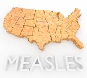Measles Return To The US — Stockfoto