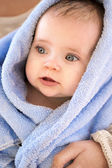 Baby After Bath — Stock Photo