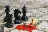 Bloody War — Stock Photo