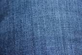 Jeans texture. — Stock Photo