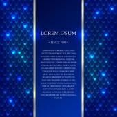 Shiny background — Stock Vector