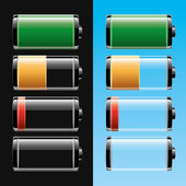 Battery pack — Stock Vector