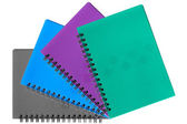 Colorful note book. — Stock Photo